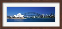 View of Sydney, Australia Fine Art Print