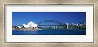 View of Sydney, Australia Fine Art Print