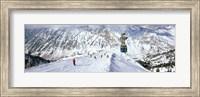 Snowbird Ski Resort, Utah Fine Art Print