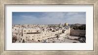 Wailing Wall, Jerusalem, Israel Fine Art Print