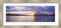 Sunset over Sydney Opera House Fine Art Print