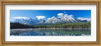 Herbert Lake Banff National Park Canada Fine Art Print