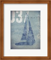Nautical III Fine Art Print