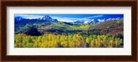 San Juan Mountains, Colorado, USA Fine Art Print