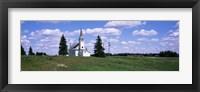 USA, South Dakota, Church Fine Art Print