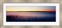 Sunrise Lake Michigan WI USA Fine Art Print