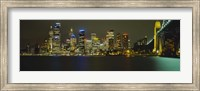 Sydney Harbor Bridge, Australia Fine Art Print