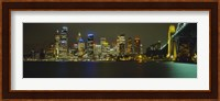 Sydney Harbor Bridge, Australia Fine Art Print