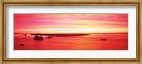 Sunrise Chatham Harbor Cape Cod MA USA Fine Art Print