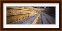 Detail Olympic Stadium Athens Greece Fine Art Print