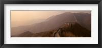 Great Wall Of China, Mutianyu, China Fine Art Print