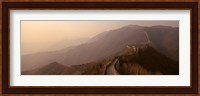 Great Wall Of China, Mutianyu, China Fine Art Print