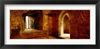 Interiors of a castle, Blarney Castle, Blarney, County Cork, Republic Of Ireland Fine Art Print