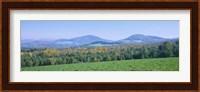 Mountains in Northeast Kingdom, Vermont Fine Art Print