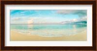 Waves on the beach, Seven Mile Beach, Grand Cayman, Cayman Islands Fine Art Print