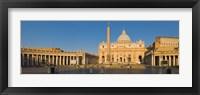 St. Peter's Basilica, Rome Fine Art Print