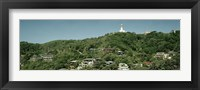 Lighthouse on a hill Fine Art Print