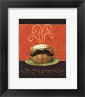 Cafe Moustache IV Fine Art Print