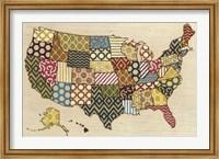 United Patterns Fine Art Print