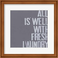 Fresh Laundry I Fine Art Print
