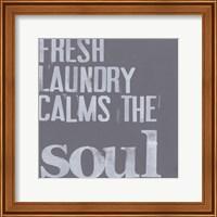 Fresh Laundry II Fine Art Print