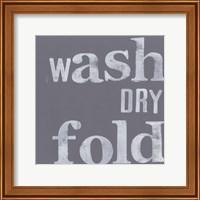 Fresh Laundry III Fine Art Print