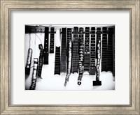 Guitar Factory I Fine Art Print