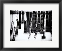 Guitar Factory I Fine Art Print