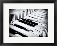Guitar Factory II Fine Art Print