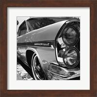 '63 Bonneville Fine Art Print