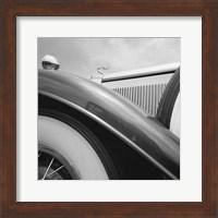 '36 Dusenberg Fine Art Print