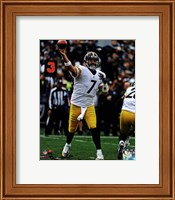 Ben Roethlisberger 2013 Action Fine Art Print