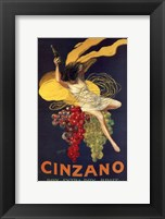Cinzano Fine Art Print
