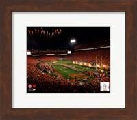 Memorial Stadium Clemson University Tigers 2013 Fine Art Print