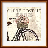 Paris Ride I Fine Art Print