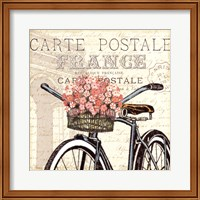 Paris Ride II Fine Art Print