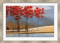 Red House Fine Art Print