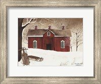 New Fallen Snow Fine Art Print