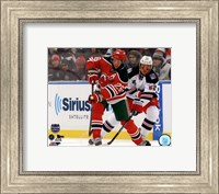 Patrik Elias 2014 NHL Stadium Series Action Fine Art Print