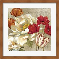 Jardin II Fine Art Print