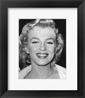 Marilyn Monroe 1956 Fine Art Print