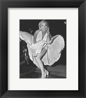 Marilyn Monroe 1954, New York City Fine Art Print