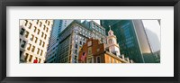 Architecture Boston MA USA Fine Art Print