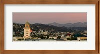 Beverly Hills City Hall, Beverly Hills, West Hollywood, Hollywood Hills, California Fine Art Print