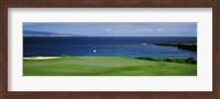 Kapalua Golf Course, Maui, Hawaii Fine Art Print