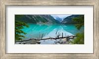 Reflections in Lake Louise, Banff National Park, Alberta, Canada Fine Art Print