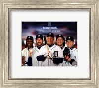 Detroit Tigers 2014 Team Composite Fine Art Print
