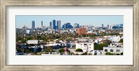 Century City, Beverly Hills, Wilshire Corridor, Los Angeles, California, USA Fine Art Print