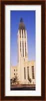 Boston Avenue United Methodist Church in Tulsa, Oklahoma, USA Fine Art Print