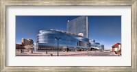Newest Revel casino at Atlantic City, Atlantic County, New Jersey, USA Fine Art Print